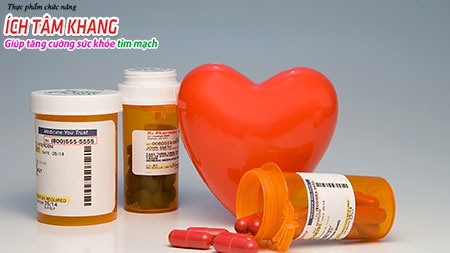 Sử dụng thuốc điều trị suy tim sung huyết để làm giảm triệu chứng bệnh