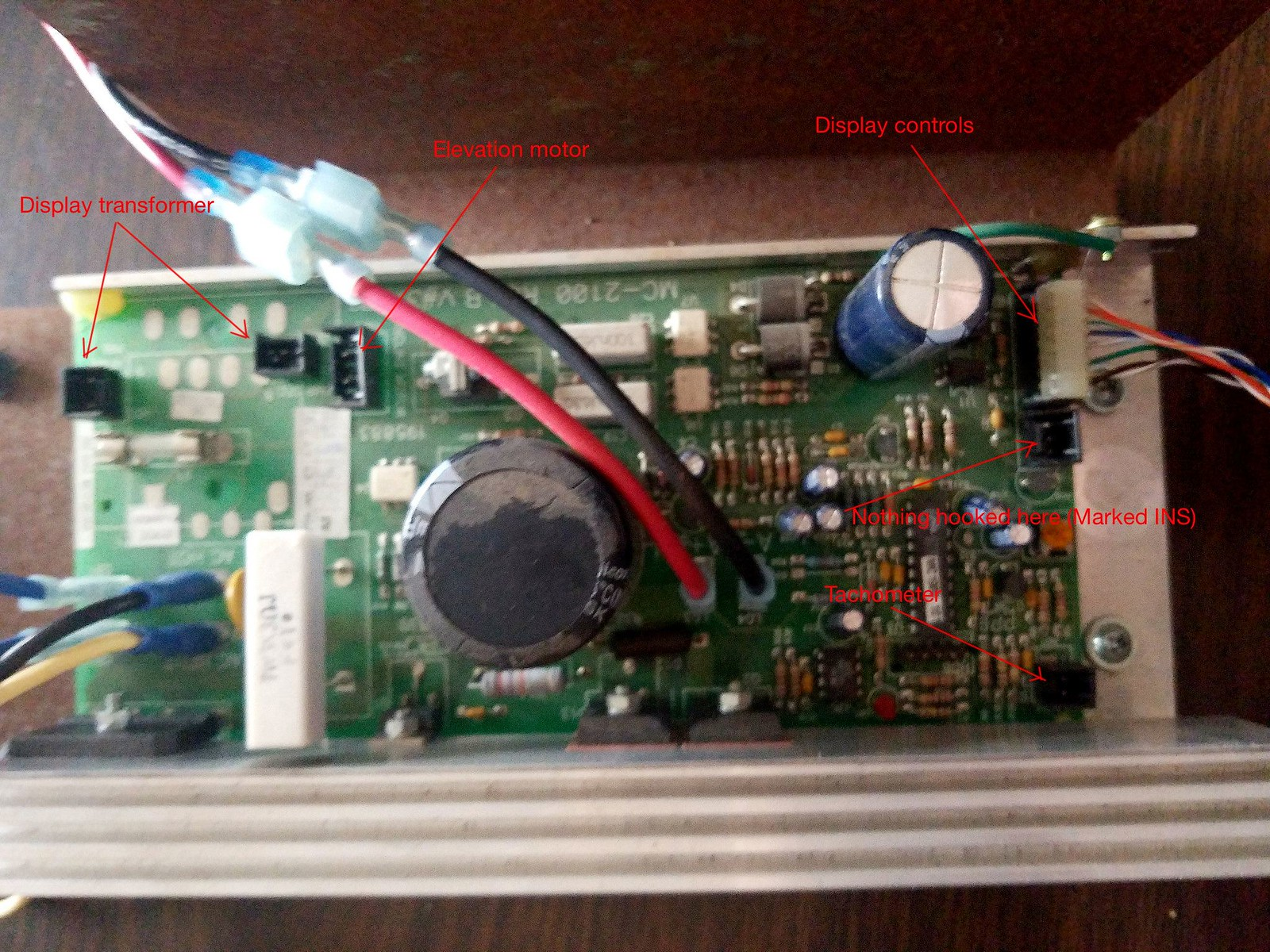 I need help with DC motor control wiring - The Garage Journal BoardThe Garage Journal