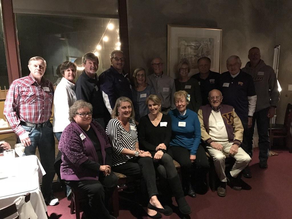 Tuscon Alumni & Friend Social, 2/21/18