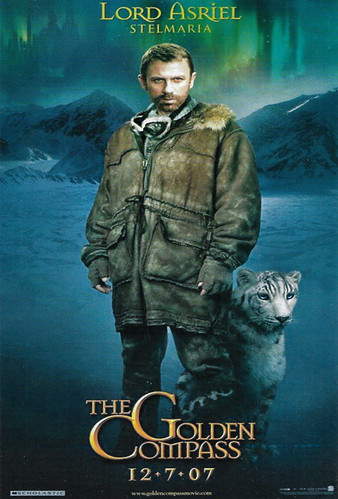Daniel Craig in The Golden Compass (2007)