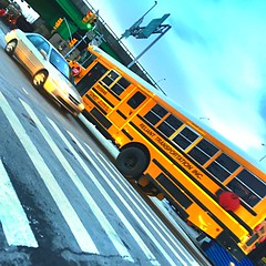 2018 IC CE Cummins ISB 6.7, Reliant Transportation Inc, Bus #5846. Air Brakes, Air Ride, Radio, and AC.