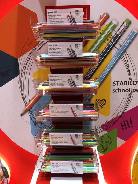 Field Trip Insights X Stationery:Trade Show @StabiloUK @InsightsExpo 14