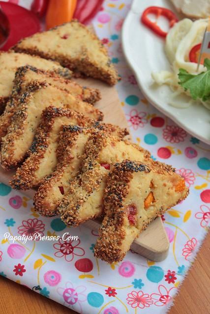 biberli peynirli poğaça (4)