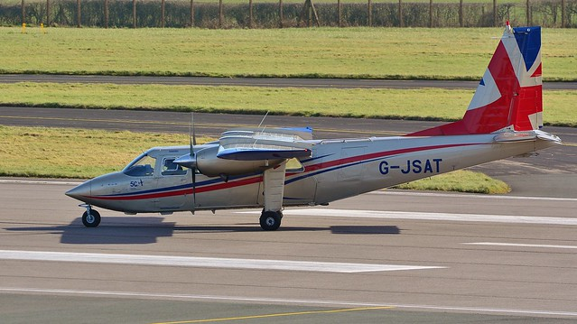 Islander G-JSAT