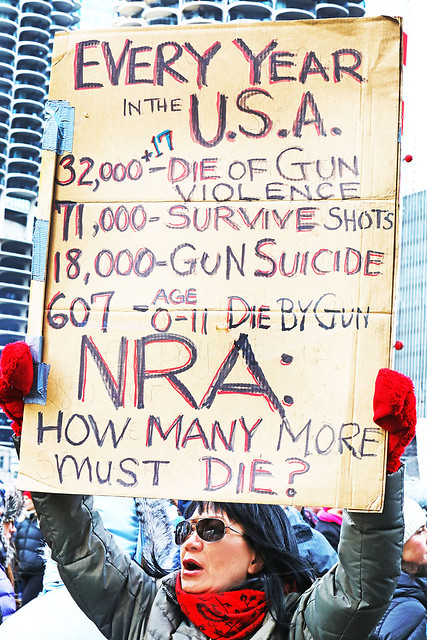 A Message for the NRA: