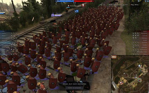 Total War Arena (Free to play on the wargaming net client