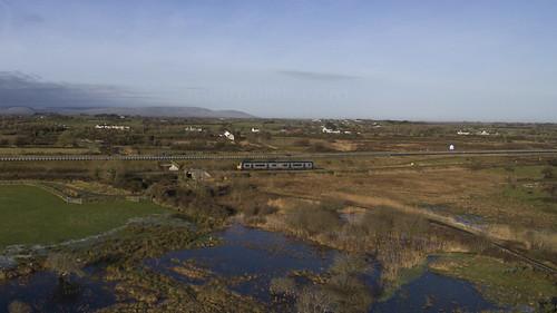 irishrail iarnrodeireann ie2800class railroad railway railwaygalway