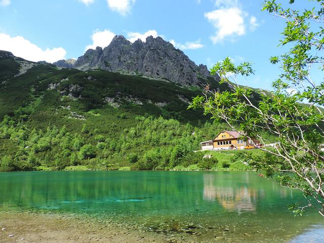 Green Lake, Belianske Tatras, Slovakia