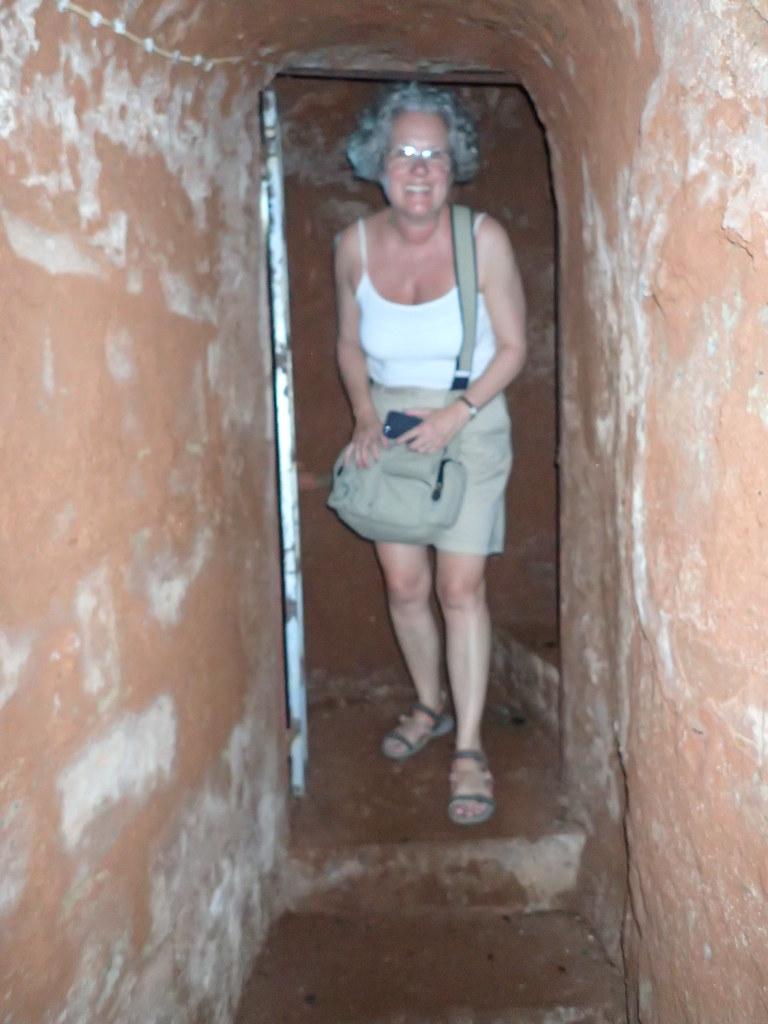 Vung Tau tunnels