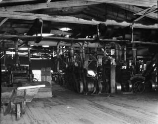 Bolcom Mill in Ballard, 1915
