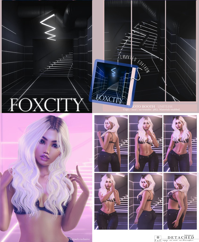 FOXCITY exclusives @ Limit8 January