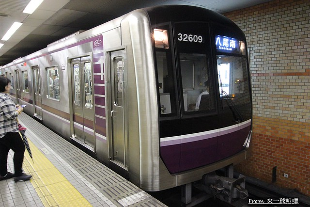 大阪地鐵交通28