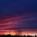 Purple streaky sunsets