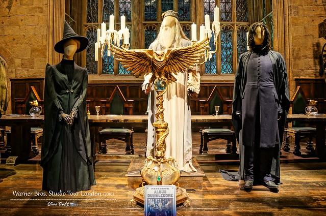 The Making of Harry Potter Studio Tour London 12