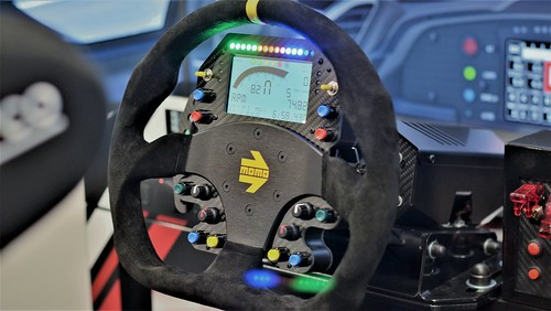 Motorsport Simulator Rim 2018 2