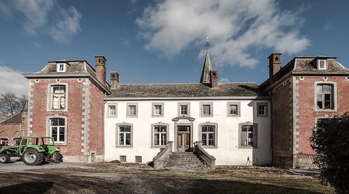 Berloz, kasteel van Berlo