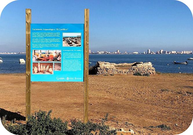 Nuevos carteles informativos en varios yacimientos arqueológicos