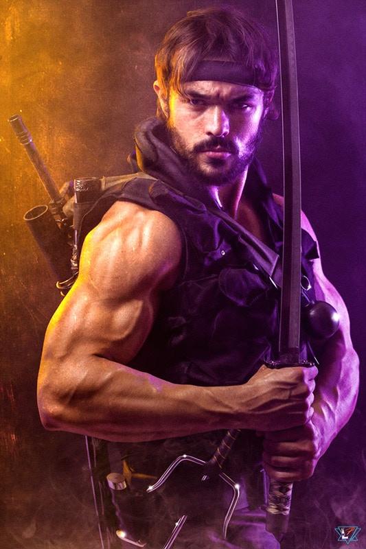 Commando Ninja - Poster