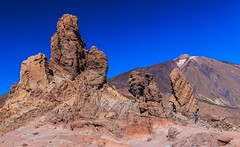 Kaldera des Teide