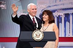 Mike & Karen Pence