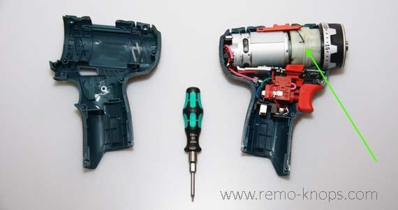 Bosch Professional GSR 12V-15 FlexiClick 7968