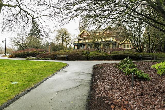 Ceperley Mansion Burnaby