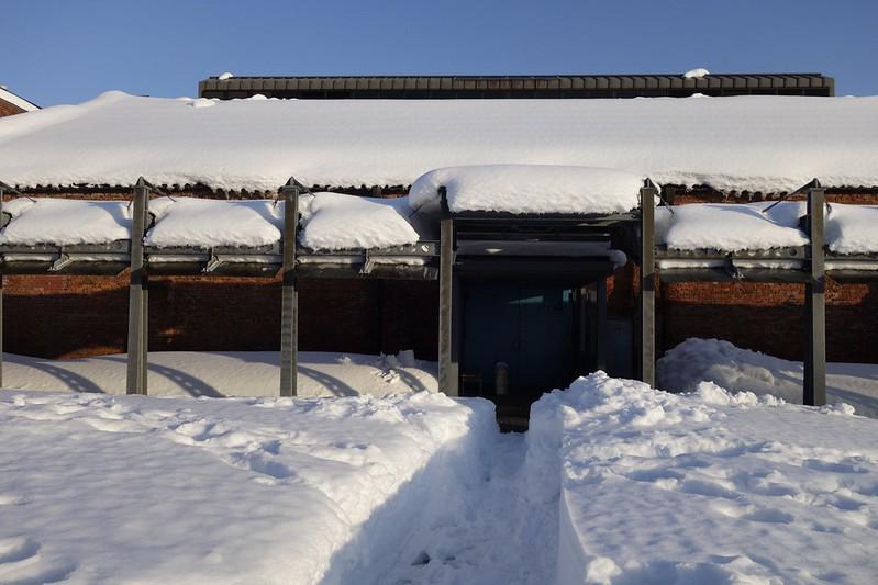 Kanazawa Civic Art Village of Snow