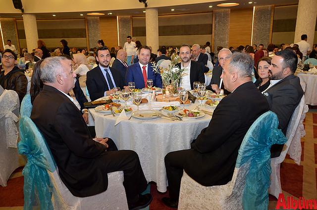 Ahmet Sünbül- Esra Çetin Düğün- Lonicera Otel -6