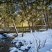 Bridge Over Icy Water . . .  by Dr. Farnsworth