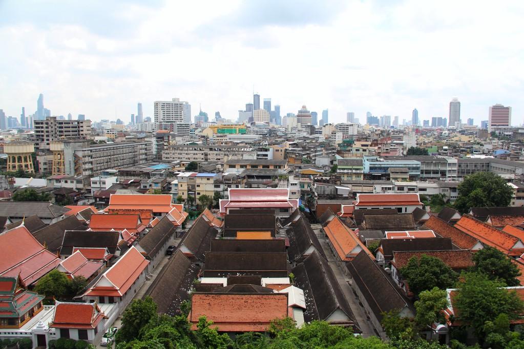 Бангкок - как провести девять часов в столице Таиланда и не умереть