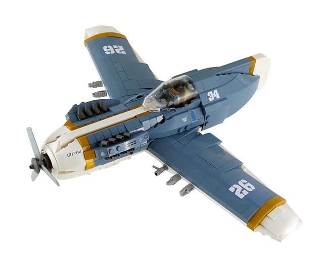 Sky-fi F14 Thunderhead