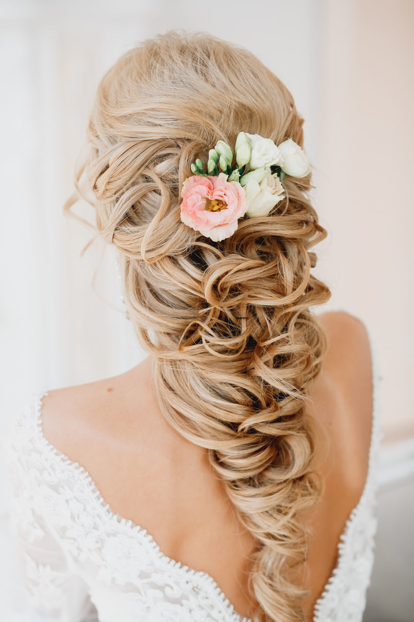 +20 Wedding Day Hairstyles for Brides 2018 - Wedding Hairstyles 4