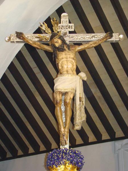 Antigua y Fervorosa Hermandad Sacramental de Animas Archicofradia del Señor de la Santa Vera Cruz y Nuestra Señora de la Esperanza Coronada