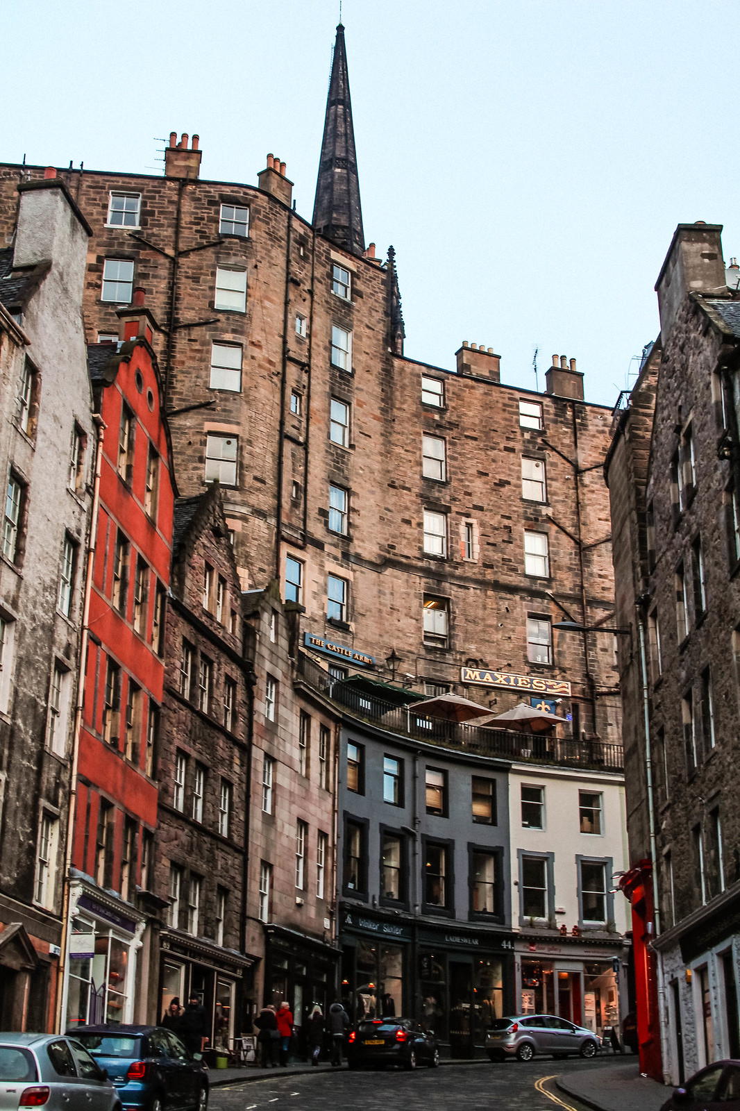 10 Reasons to Love Edinburgh this Valentines Day