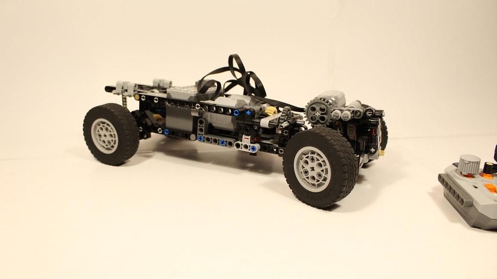 Lego Technic Unimog U 5000 Moc Subscribe My Youtube Channe Flickr