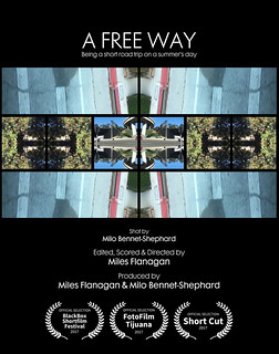 A Free Way - Theatrical Poster