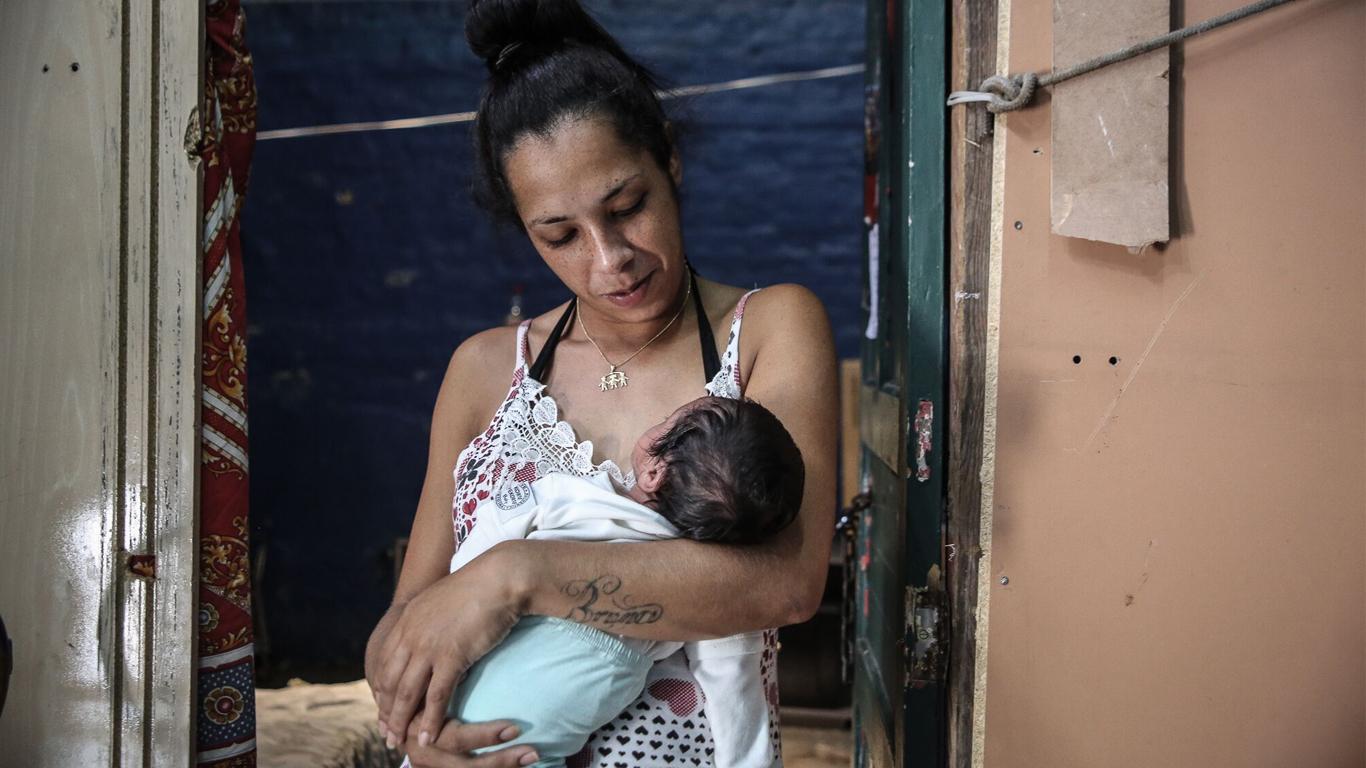 Jéssica Monteiro: prisão, maternidade e o direito à dignidade
