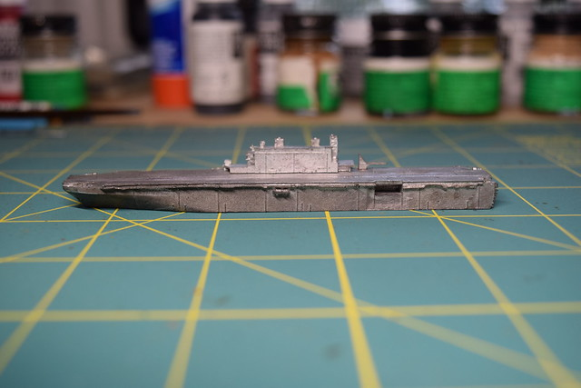 PFC C-in-C LHA Tarawa miniature
