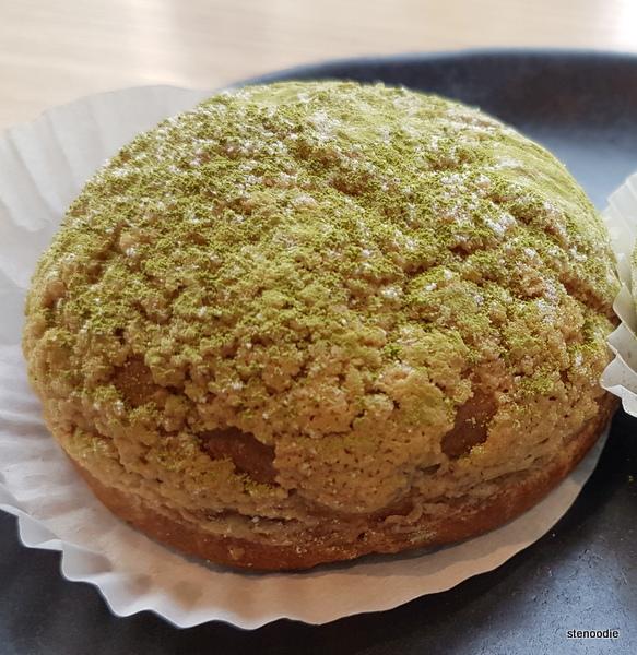 Matcha Cookie Puff
