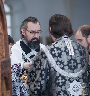 Божественая литургия 310