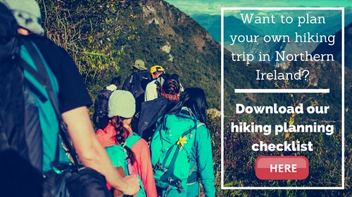 Downloadable Hiking Planning Checklist for Ireland