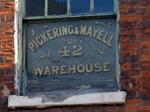 Pickering & Mayell - Old Signs - 1
