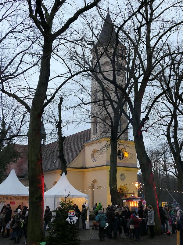 Weihnachtsmarkt KW #2: Kreuzkirche