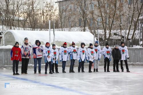 Турнир по хоккею, посвящённый памяти Ястребцева Виктора Ивановича