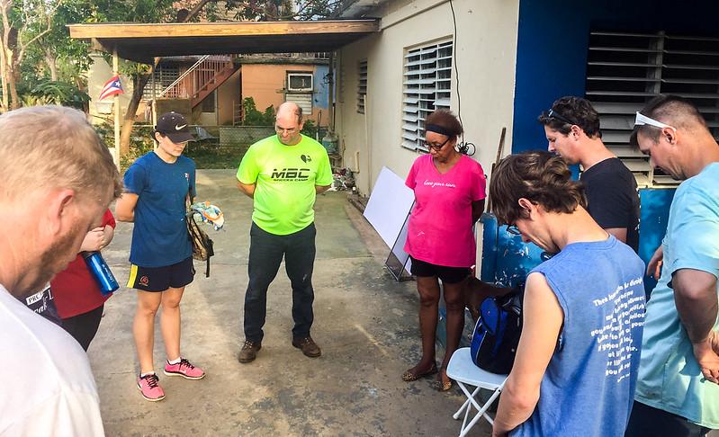 Puerto Rico Disaster Relief 2018
