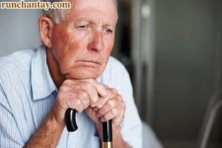 Bệnh Parkinson trong giai đoạn đầu, các triệu chứng chưa rõ rệt