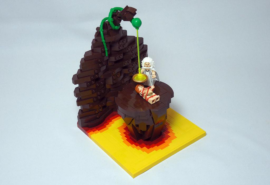 LEGO® MOC by Vitreolum: Loki's Fate