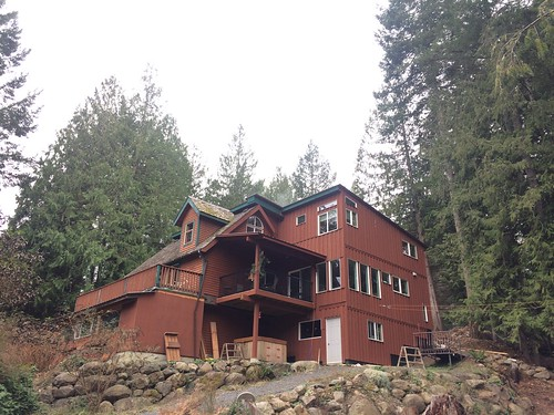 Sooke - Tim's house