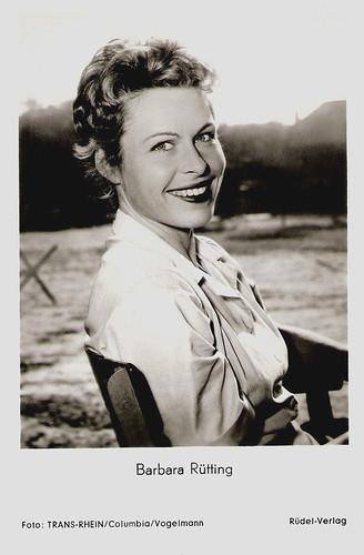 Barbara Rütting in Das zweite Leben (1954)