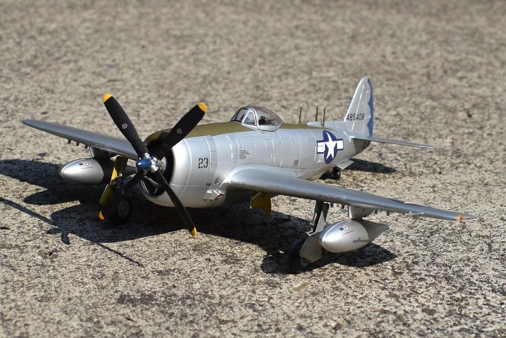 P-47N model 1